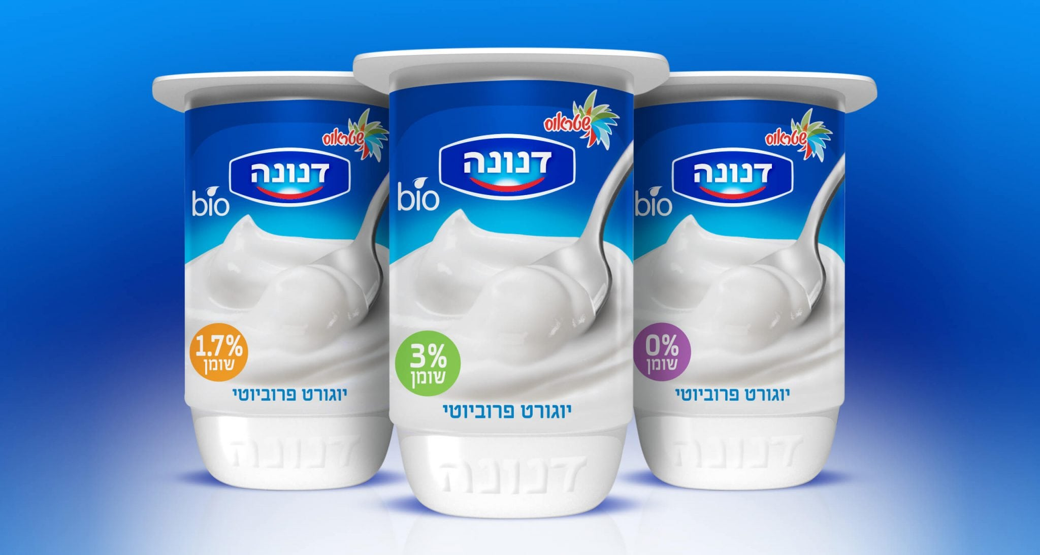 danone packs top